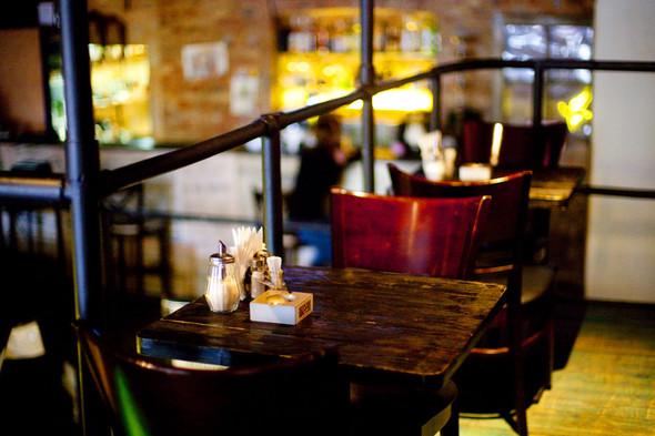 После прочтения съесть: 5 кафе при магазинах. Изображение № 35.