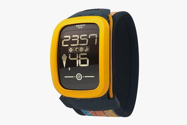 Как Swatch готовится к смерти обычных часов. Изображение № 2.