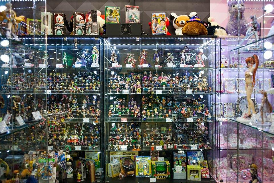 Как два друга-япониста открыли магазин для поклонников аниме. Изображение № 3.