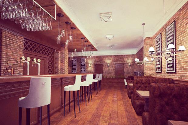 Resto Camp: Загородный ресторан, бар времен сухого закона и лофт в центре. Зображення № 25.