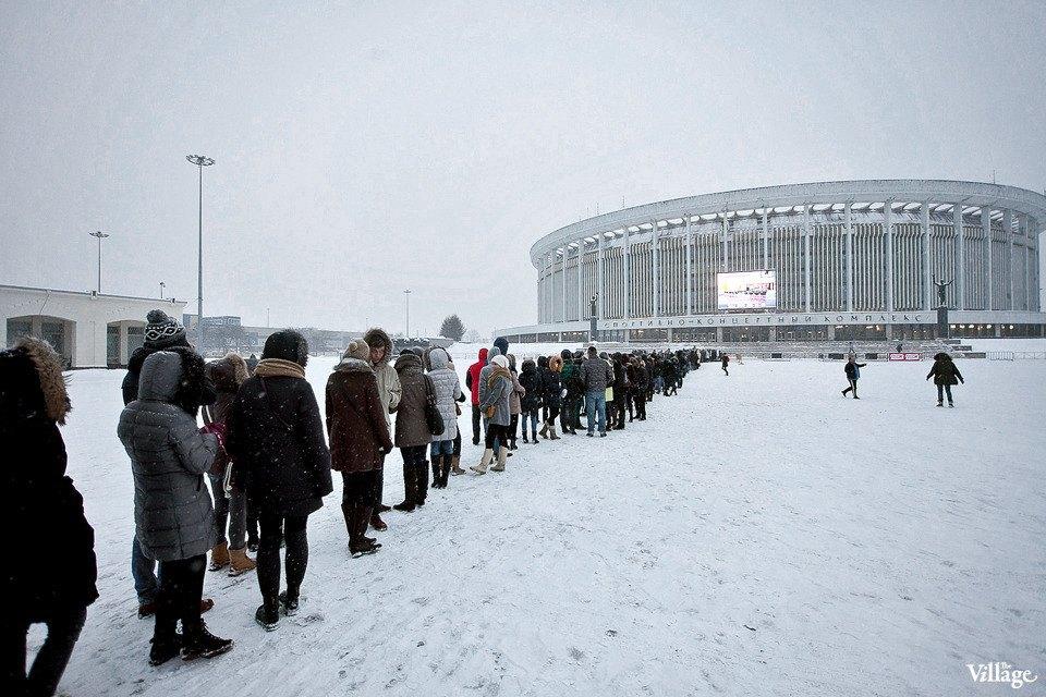 Люди в городе: Посетители концерта Lady Gaga в Москве и Петербурге. Изображение № 2.