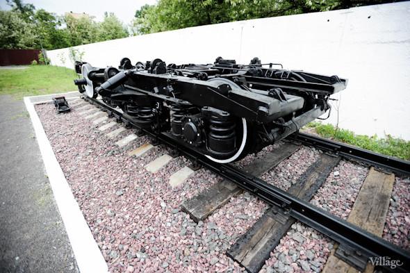 Депо детской железной дороги.. Изображение № 14.