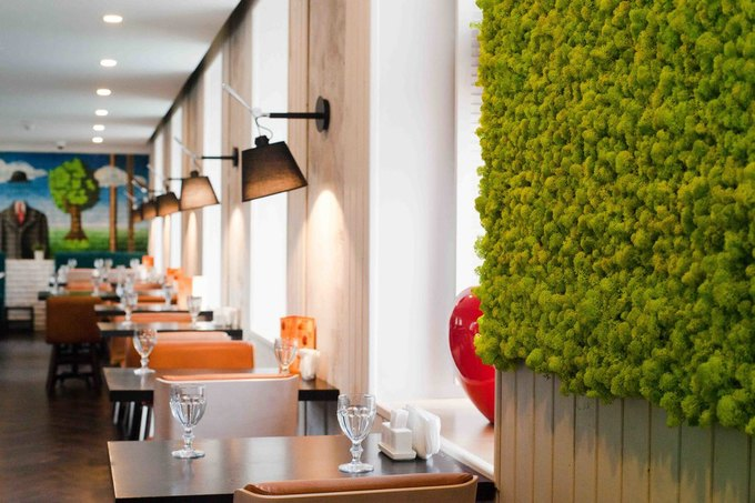 На «Третьяковской» открылось кафе Holly Food by Bryan. Изображение № 3.