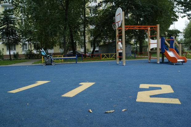 МЧС установило в городе 35 стилизованных детских площадок. Изображение № 5.