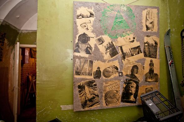Группа «Фабрика»: Гид по арт–пространствам Обводного канала. Изображение № 75.