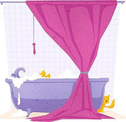 Домпросвет: Нестандартные решения для ванной. Изображение № 9.