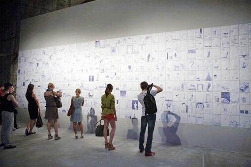 Спецпроект биеннале, вид экспозиции. Изображение №3.