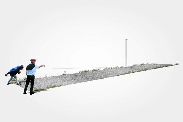 Площадка для петанка. Изображение № 20.