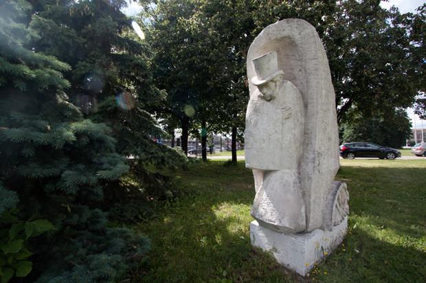 «Сорок тысяч вёрст», Александр Смирнов-Панфилов, 1999. Изображение № 12.