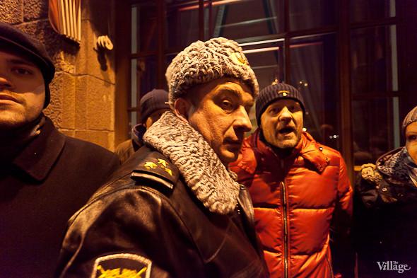 Фоторепортаж: Митинг 5 марта на Исаакиевской площади. Изображение № 39.