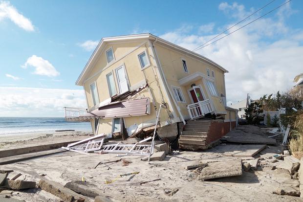 Иностранный опыт: Как Нью-Йорксправляется сураганом. Изображение №26.