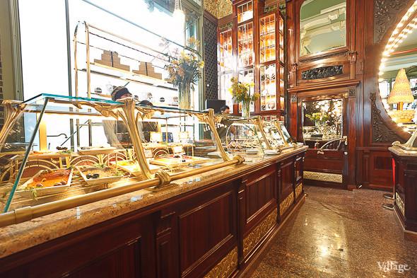 Фоторепортаж: Открытие отреставрированного «Елисеевского магазина». Изображение № 11.
