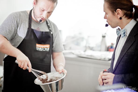 Omnivore Food Festival: Иван Шишкин готовит пеммикан и черемуховые полбяные пряники. Изображение № 16.