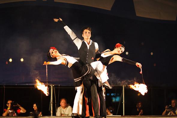 В Киеве пройдёт Фестиваль огня. Зображення № 2.