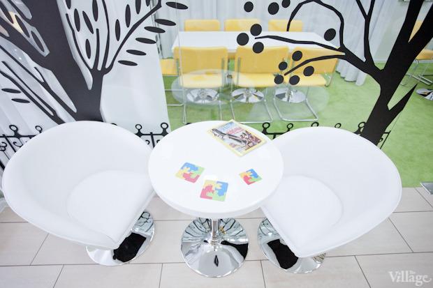 Новое место (Киев): Smart cafe BiblioTech. Зображення № 3.