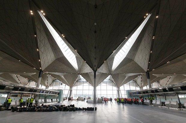 Строиться по одному: 12удачных примеров современной петербургской архитектуры. Изображение № 48.