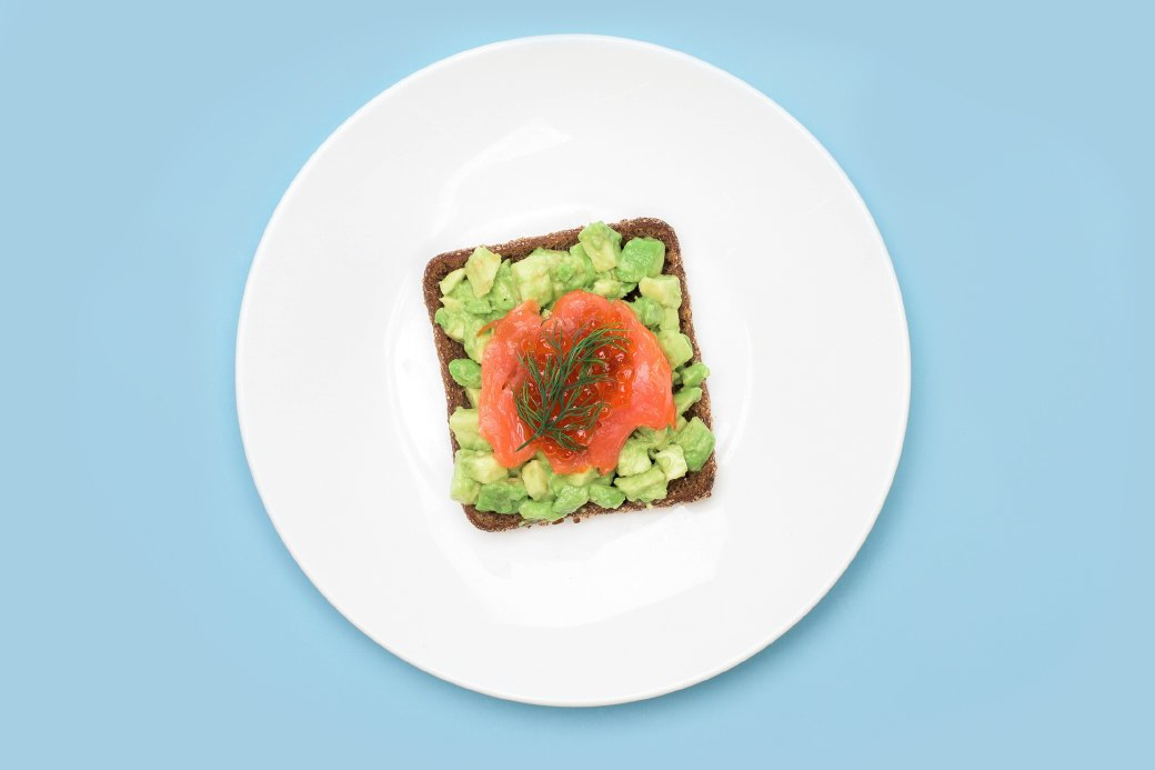 Смёрребрёд иещё пять блюд сикрой для новогоднего стола. Изображение № 4.