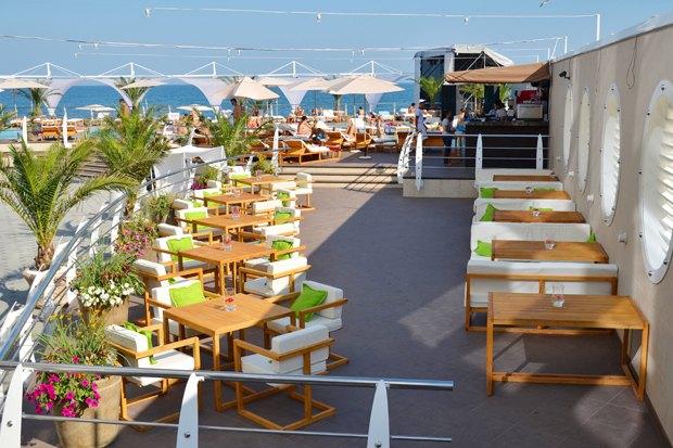 Новые места (Одесса): 5 ресторанов, баров и пляжных клубов. Зображення № 35.