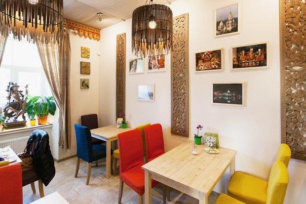 18 вегетарианских кафе вПетербурге. Изображение № 1.