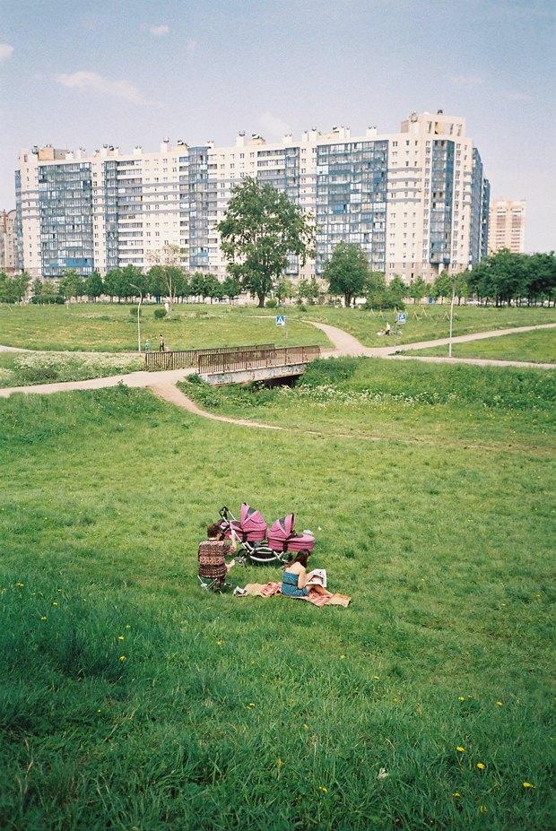 На районе: Калининский глазами Татьяны Палыги. Изображение №19.