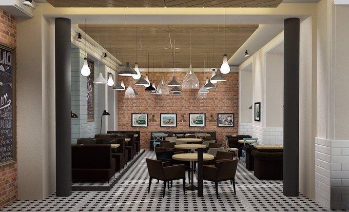 На месте Coffeeshop Company наМалой Садовой откроется новая кофейня . Изображение № 2.