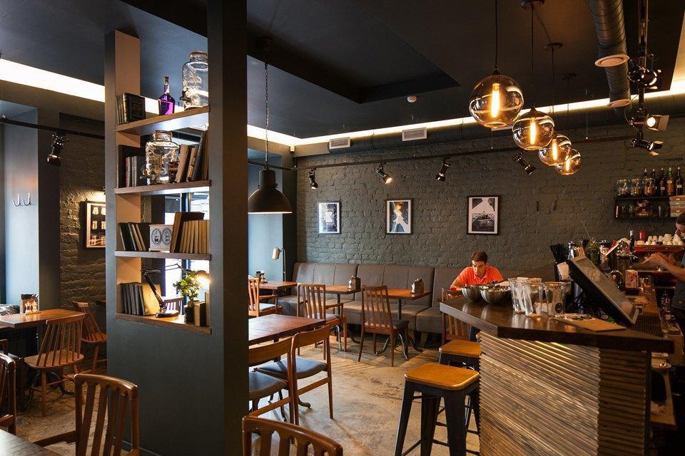 Кафе-бар «Бюро» на Петроградской стороне. Изображение № 2.