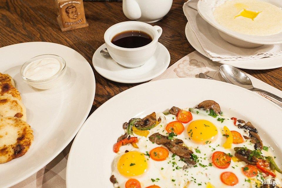 Никогда не поздно:17 мест, где завтракают после полудня. Изображение № 18.