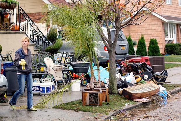 Иностранный опыт: Как Нью-Йорксправляется сураганом. Изображение № 28.