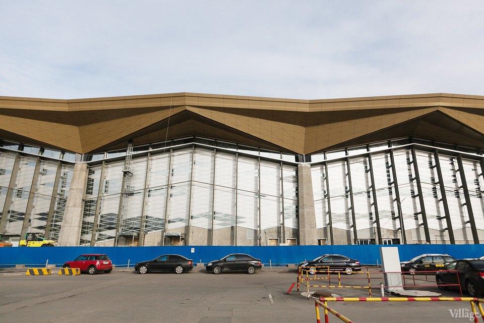 Тест The Village: Как работает новый терминал аэропорта Пулково. Изображение № 10.