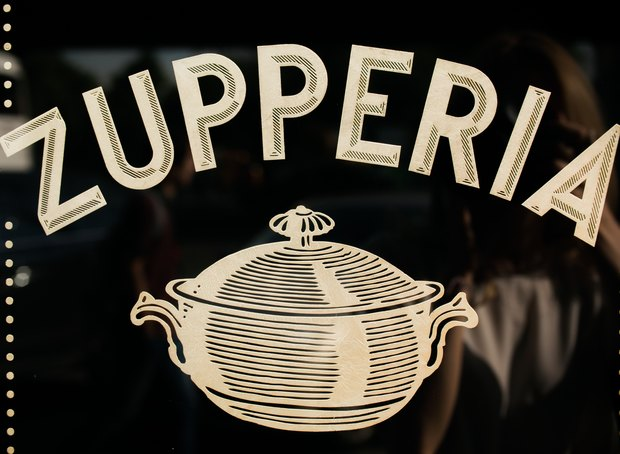Уильям Ламберти открывает новое кафе—Zupperia. Изображение № 1.