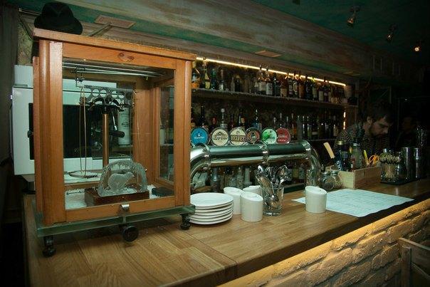 На Гороховой открылся бар «Соль градусов» . Изображение № 6.