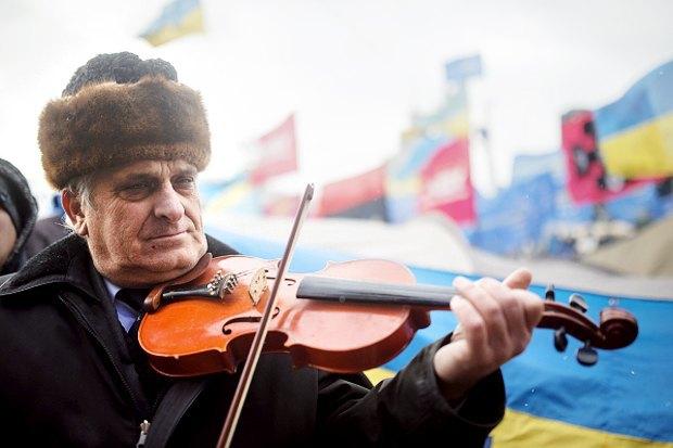 Площадь революции: Евгений Сафонов о том, почему все города должны завидовать Киеву. Изображение № 11.