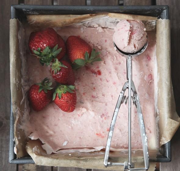 Homemade ice cream. Изображение № 2.