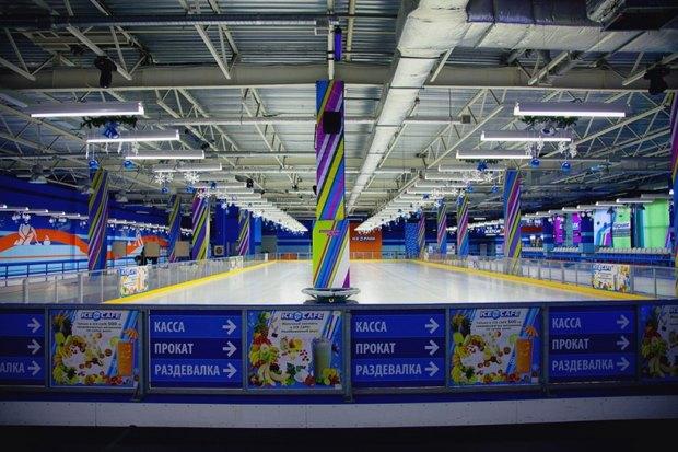 В Купчине откроется ледовый центр с катком и кёрлингом. Изображение № 2.