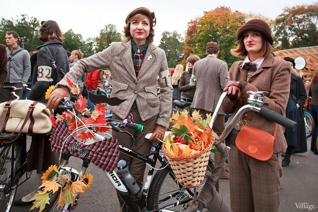 Tweed Ride в Москве, 30 сентября 2012 года. Изображение № 1.