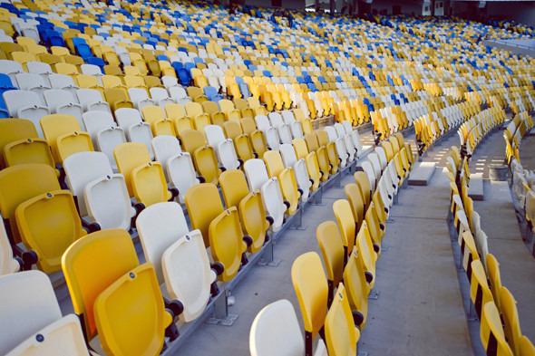 Выходит на арену: Как реконструировали стадион «Олимпийский». Изображение № 4.