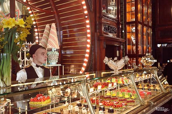 Фоторепортаж: Открытие отреставрированного «Елисеевского магазина». Изображение № 27.