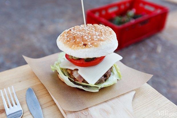 Lanchбургер – 280 рублей. Изображение № 12.