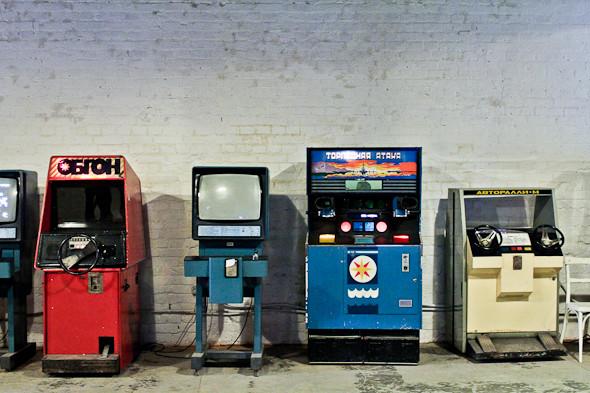 Музей советских игровых автоматов открылся на новом месте. Изображение № 5.