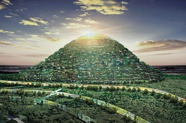 Иностранный опыт: 8 фантастических городских проектов. Изображение № 43.