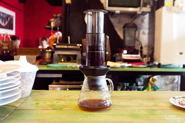 Рецепты шефов: 4 альтернативных способа заваривания кофе. Изображение №5.