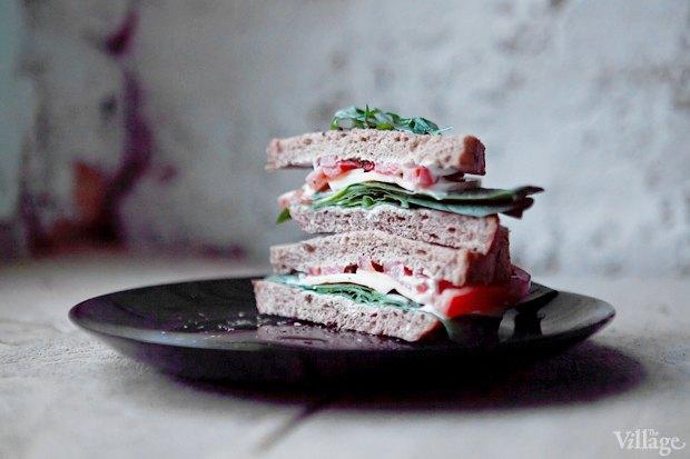 Сэндвич со шпинатом — 50 рублей. Изображение № 12.