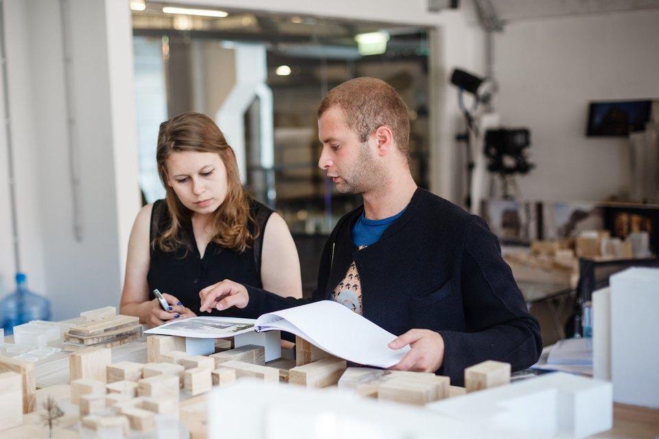 Архитекторы Kleinewelt Architekten: «ДомНаркомфина будет открыт для всех». Изображение № 4.