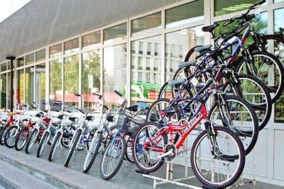 Городские байки: 11 велопрокатов в Петербурге. Изображение № 21.