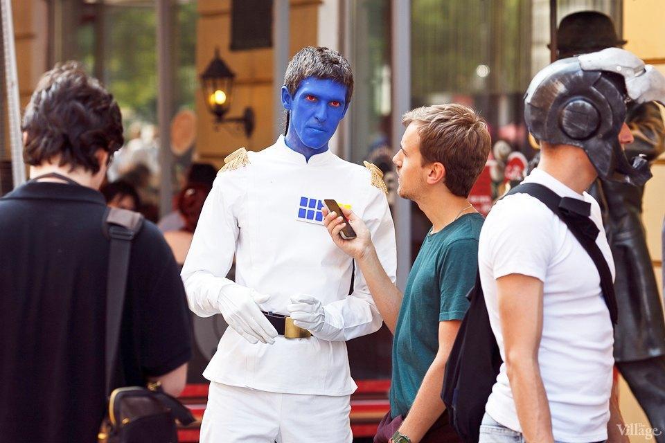Люди в городе: Участники «Гик-парада» в Петербурге. Изображение № 2.