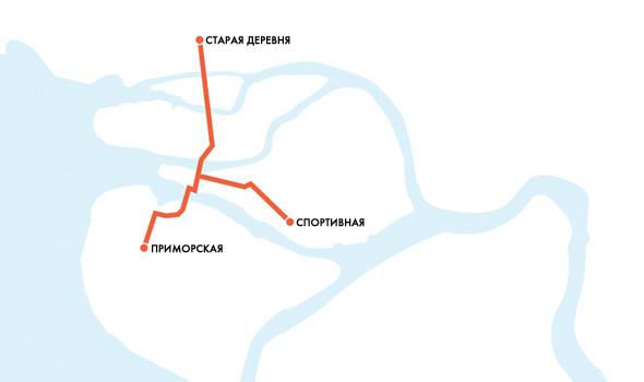 Легкорельсовые трамваи могут связать Петербург с городами-спутниками. Изображение № 3.