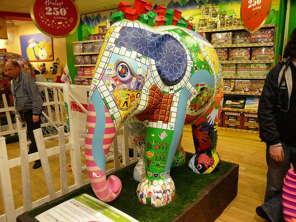 В Москве откроют магазин игрушек Hamleys. Изображение № 10.