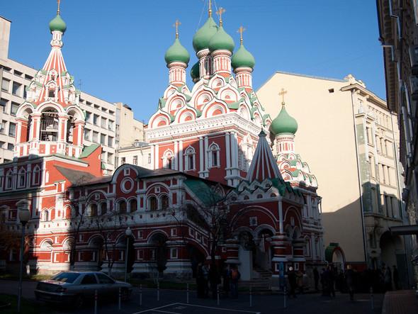 Церковь Троицы в Никитниках . Изображение № 8.