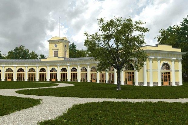 Проект недели: Как Уткина дача станет Музеем городской скульптуры. Изображение № 5.