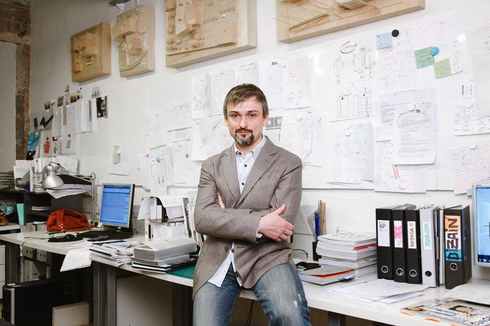 Портфолио: Арсений Леонович, сооснователь архитектурного бюро Panacom. Изображение № 1.